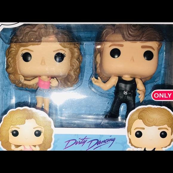 Dirty Dancing Baby /& Johnny Exclusive 9 cm par Funko Movie Pop